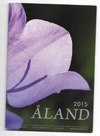2015 MNH Aland,  Year Collection, Postfris** - Aland