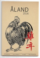 2016 MNH Aland,  Year Collection, Postfris** - Aland