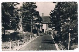 """HARDELOT PLAGE  62  Entrée """" Villa Bonheur """" En 1953 - Francia"""