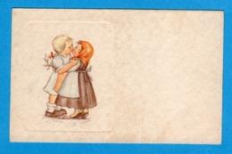 Enfant Mädchen Little Girl Couple - Bambini