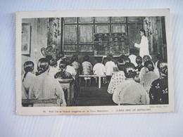 CPA  Asie (Ile De Formose évangélisée Par Les Pères Dominicains) Classe Dans Un Orphelinat  TBE - Formosa