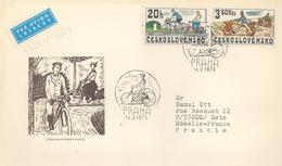 Fahrrad Tretrad Sportrad Damenrad Herrnrad - Czechoslovakia