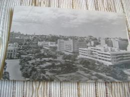 MOZAMBIQUE - Moçambique - 12 - LOURENCO MARQUES - Praça 7 De Março - PARTIAL VIEW OF THE CITY - CARTE PHTO FORMAT CPA - Mozambique