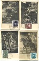MAXIMA  RUBENS1962 - Cartes Maximum