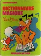Walt DISNEY, DICTIONNAIRE MAGIQUE (1978) - Woordenboeken