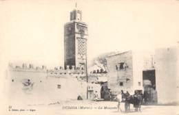 OUDJDA - La Mosquée - Maroc
