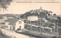 Saint Paul Tramway Gare ? - Saint-Paul