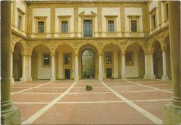 W2108 Mazara Del Vallo (Trapani) - Centro Polivalente - Cortile Interno / Viaggiata 1988 - Mazara Del Vallo