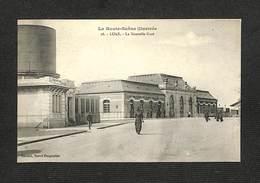 70 - LURE - La Nouvelle Gare - 1916 - TBE - Lure