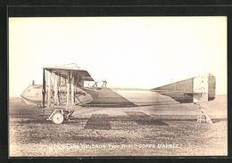 AK Aéroplane Caudron Type R-XI Corps D`Armée - 1914-1918: 1a Guerra