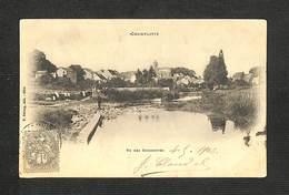 70 - CHAMPLITTE - Vu Des Crignottes - 190? - RARE - Francia