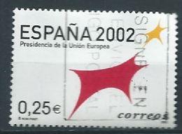 SPANIEN ESPAÑA SPAIN 2002 Presidencia Española De La Unión Europea  0.25€ ED 3865 YV 3422 MI 3702 SG 3835 SC 3141 - 1931-Heute: 2. Rep. - ... Juan Carlos I
