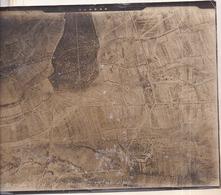 GUERRE 1914-1918 - WW1 - Bataille De VERDUN - MAUCOURT - Photo Aérienne Le 3.1.1918 à 11h30, Altitude 4800 M - Guerre, Militaire