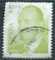 SPANIEN ESPAÑA SPAIN 2001 KING JUAN CARLOS I  40 PTAS ED 3793 YV 3362 MI 3628 SG 3730 SC 3094 - 1931-Heute: 2. Rep. - ... Juan Carlos I