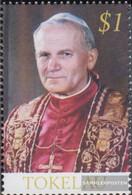 Tokelau 353 (complete Issue) Unmounted Mint / Never Hinged 2005 Pope Johannes Paul II. - Tokelau