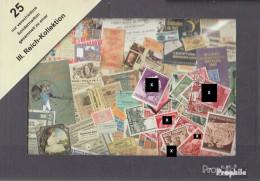Deutsches Reich Briefmarken-25 Verschiedene Sondermarken - Deutschland