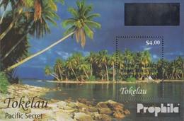 Tokelau Block31 (kompl.Ausg.) Postfrisch 2004 Besuch Neuseeländischer Premiermini - Tokelau