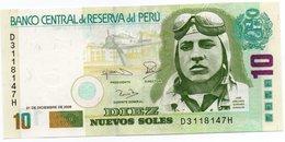 PERU=2006    10   SOLES          UNC - Perù