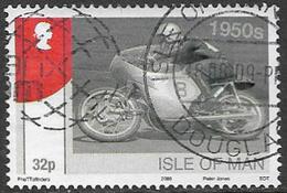 Isle Of Man 2009 Honda PK Racing Motorcycles 32p Good/fine Used [30/27566/ND] - Isle Of Man
