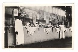 AFRIQUE  ANGLOPHONE  ( à Situer, Peut-être NAIROBI ? ) /  Concours De Pâtisserie, Fruits Ou Vendeurs ? /  CARTE-PHOTO - Cartes Postales