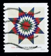 Etats-Unis / United States (Scott No.5098  - Star Quilts) (o) Use - Gebruikt