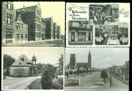 Beau Lot De 60 Cartes Postales De Belgique  Grand Format      Mooi Lot Van 60 Postkaarten Van België Groot Formaat - 5 - 99 Cartes