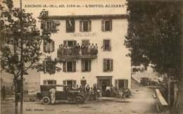 280319B - 06 ASCROS L'hôtel Alziary - Animation Auto - Autres Communes