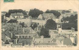 CPA Caen-Panorama Pris De L'église Saint Pierre         L2797 - Caen