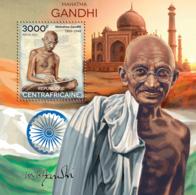 Central Africa 2014  Mahatma Gandhi - Central African Republic