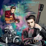 Central Africa 2014  Elvis Presley - Central African Republic