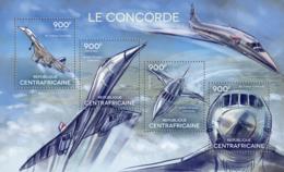 Central Africa 2014  Air France Concorde - Centrafricaine (République)