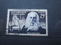 VEND BEAU TIMBRE DE FRANCE N° 1016 + MACULAGE !!! - Errors & Oddities