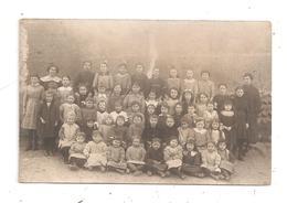Ecole - Carte Photo De Classe --(D.165) - Ecoles