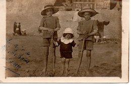 Carte Photo De Mers - Les - Bains ( 1920 ) - Mers Les Bains