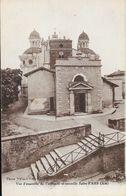 Ars-sur-Formans (Ain) - Vue D'ensemble De L'ancienne Et Nouvelle églises D'Ars - Carte Non Circulée - Ars-sur-Formans