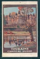 10250 Touraine - Chateau D'Ussé -  Constant DUVAL Illustrateur - France