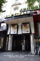 """Paris IX (75)- Cinéma """"Max Linder"""" (Edition à Tirage Limité) - Arrondissement: 09"""