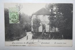 Belgique - Linkebeek - Le Moulin Rose - Linkebeek