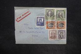 CHILI - Affranchissement Plaisant  De Valparaiso Sur Enveloppe Pour Paris En 1934 - L 26032 - Chili