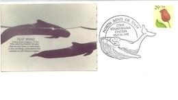 POSTMARKET  USA - Ballenas