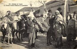 Algérie - Le Retour D' Une Chasse à La Panthère - Algérie