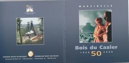 936. MARCINELLE 50 ANS  BOIS DU CAZIER - Bélgica