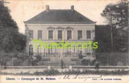 CPA OLSENE CAMPAGNE DE M MEHEUS - Zulte