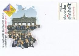 GERMANY Mi. Nr. USo ? - Intern. Briefmarken-Börse Sindelfingen 2015 - Siehe Scan - BRD