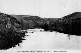 B56406 Fresselines - Les Rochers De Fressines - Sonstige Gemeinden