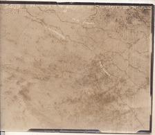 GUERRE 1914-1918 - WW1 - Bataille De VERDUN - BOIS Des CAURIÈRES (tranchées) Photo Aérienne 6.1.1918 à 13h30, Alt. 2600m - Krieg, Militär