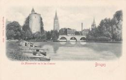 Brugge, Bruges, Le Minnewater Ou Le Lac D'Amour (pk58108) - Brugge