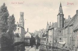 Brugge, Bruges, Quai Du Rosaire (pk58109) - Brugge