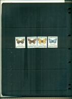 GROENLANDE PAPILLONS 4 VAL NEUFS A PARTIR DE 0.75 EUROS - Papillons