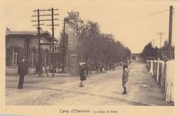 Camp D'Elsenborn, Le Corps De Garde (pk58111) - Elsenborn (Kamp)